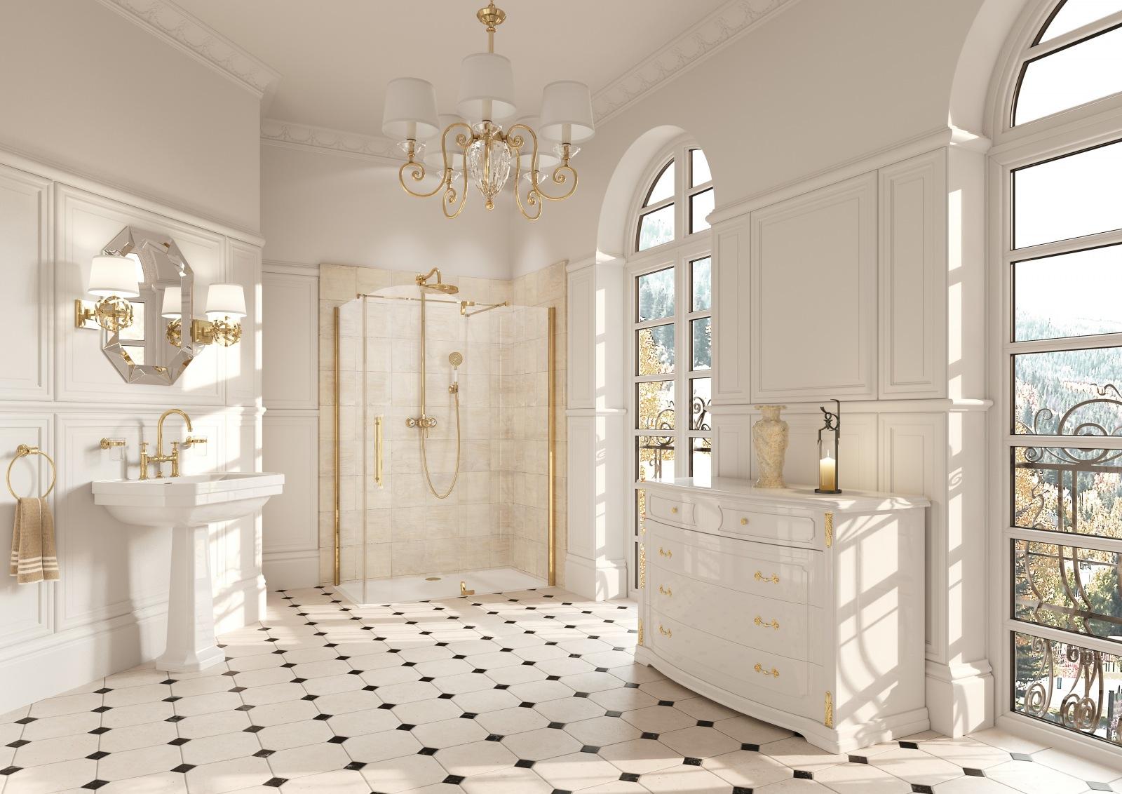 koupelny Praha -  sprchové kouty