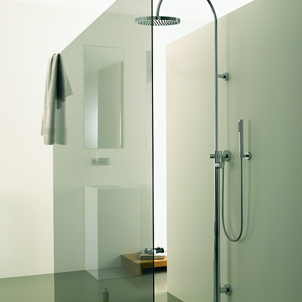moderní koupelna inspirace a fotogalerie 1