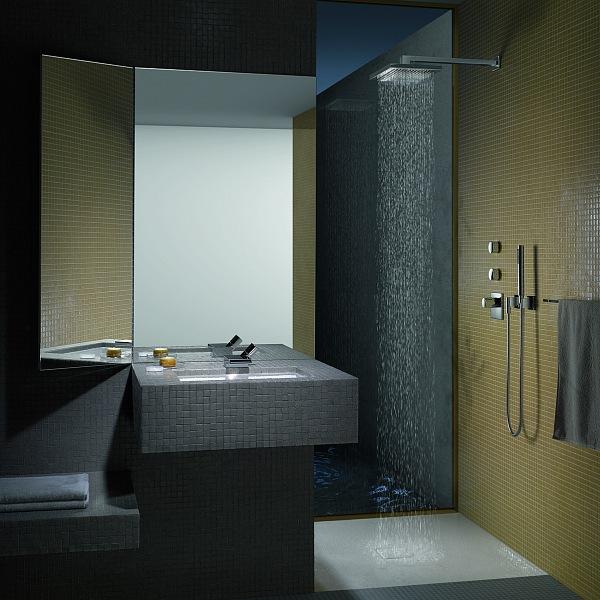 moderní koupelnová zrcadla a galerky 1