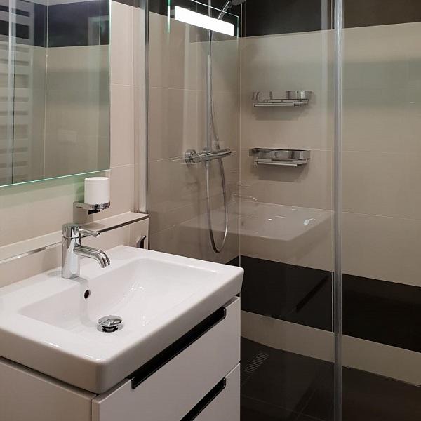 Realizace panelákove koupelny a WC 4