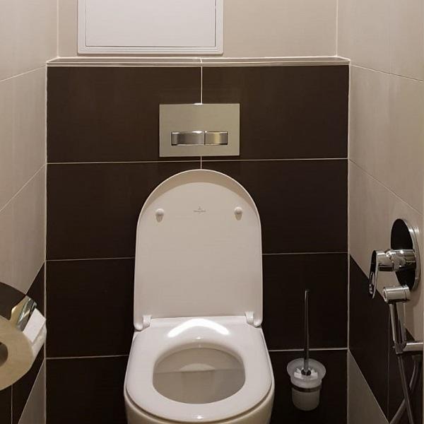 Realizace panelákove koupelny a WC 5